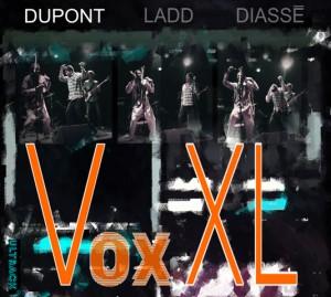 vox - album copier